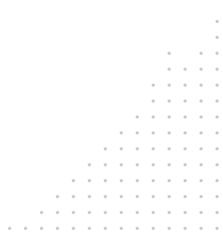 Vector image of dots
